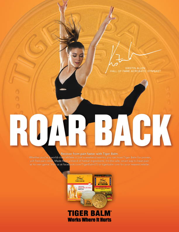 Tiger Balm Advertising Campaign